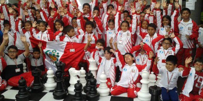 Perú es campeón Panamericano Escolar 2016