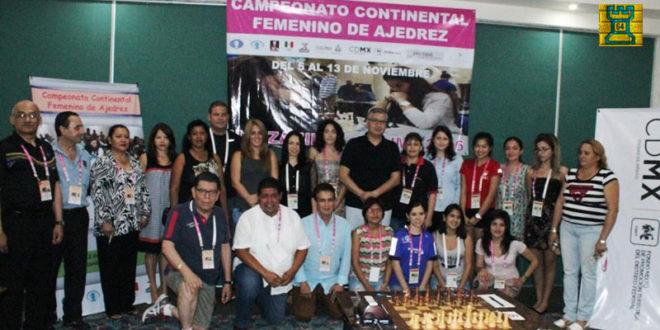 Deysi Cori gana el Continental Femenino 2016