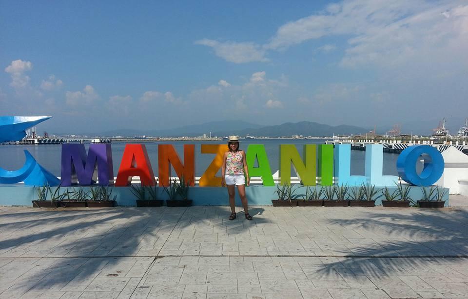 Deysi Cori en Manzanillo!