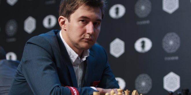 Karjakin por mantener ventaja ante Carlsen en Mundial de Ajedrez