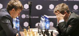 4ta partida Mundial de Ajedrez: Carlsen vuelve a pegarse contra el muro de Karjakin