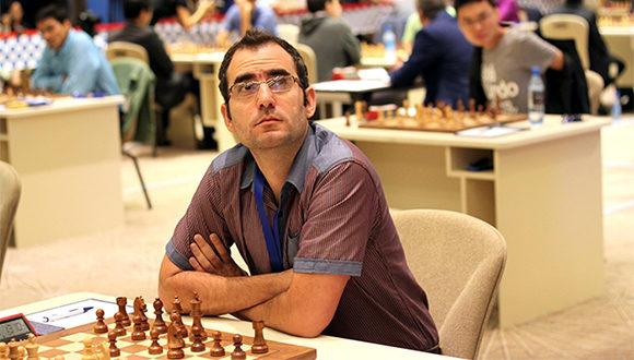 Leinier terminó en décimo lugar en mundial rápido de ajedrez