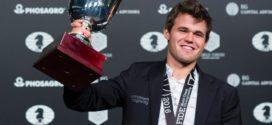 Mundial de ajedrez: Magnus Carlsen impuso su calidad en Nueva York