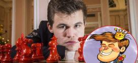 Sven Magnus Carlsen, el rey del ajedrez