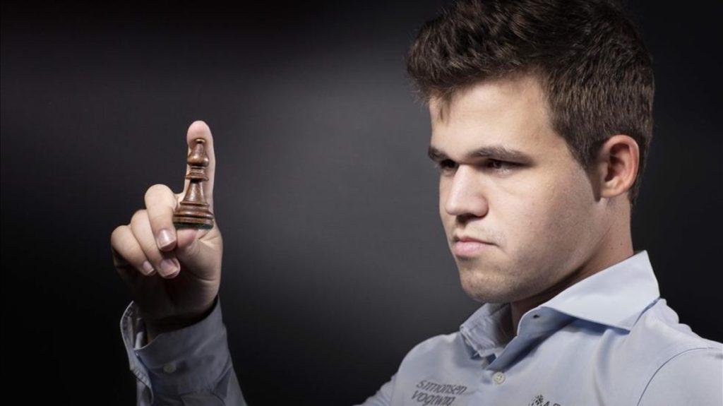 Magnus Carlsen, tras reeditar su título de campeón del mundo de ajedrez | sport