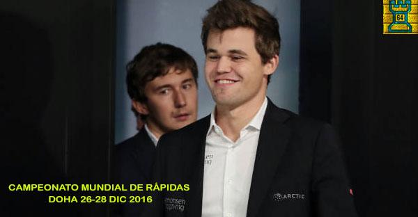 La victoria contra Karjakin ya es pasado: Carlsen busca ampliar su leyenda