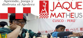 Cusco, Per.- Escuela Integral De Ajedrez Jaque Matheus