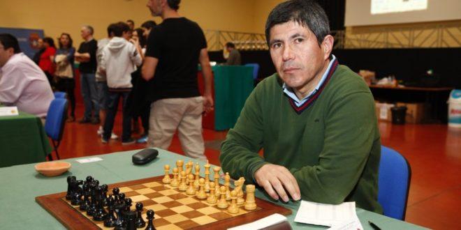 Chile.- Julio Granda participará en el Torneo Zicosur 2017