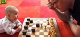 Edad ideal para enseñar ajedrez a los niños