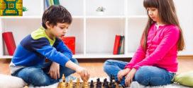 ¿Por qué los niños que estudian ajedrez se vuelven más inteligentes?