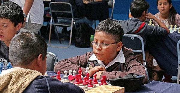 México.- Dan impulso al ajedrez en escuelas de Oaxaca