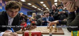 Rapport tumba a Carlsen en el Tata Steel 2017