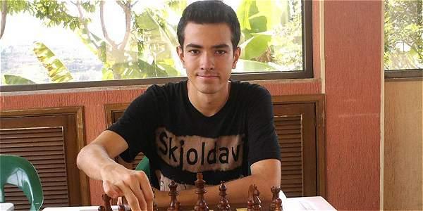 Colombia.- Ríos, el Gran Maestro que llegó al ajedrez por recomendación médica