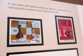 Lima, Per.- Historia de la reina en el juego de ajedrez