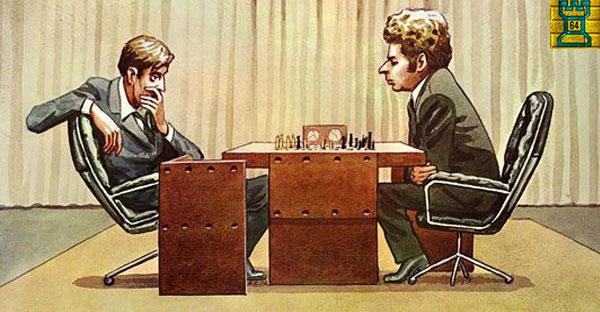 Los genios locos del ajedrez