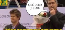 Vassily Ivanchuk es todo un loquillo! – Clausura Mundial Blitz 2016