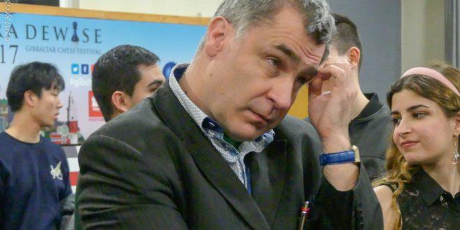 El drama de Ivanchuk