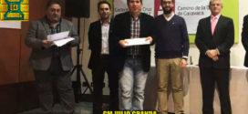 Julio Granda segundo en Torneo de Lorca (España)