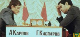 La batalla de las dos K: La historia Kasparov contra Karpov