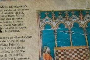 España.- Lorca y el Romance del ajedrez