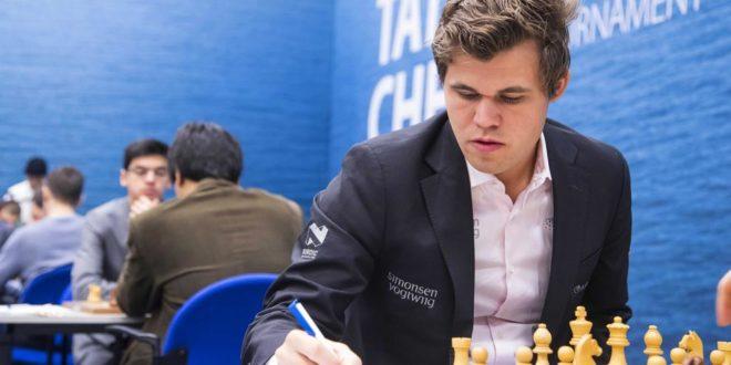 Primer triunfo de Carlsen en Wijk aan Zee 2017