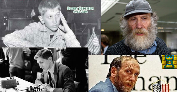 ¿Quién fue Bobby Fischer?