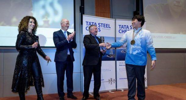 Tata Steel Chess 2017: So sale triunfador