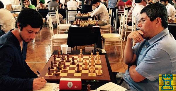 Antofagasta, Chi.- Ajedrez: Torneo Zicosur con sorpresas
