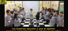 Con el ajedrez se rinde más en clase