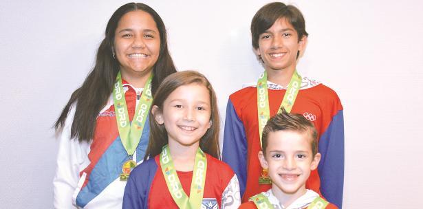 Puerto Rico.- ¡Bravo por los Campeones del Ajedrez!