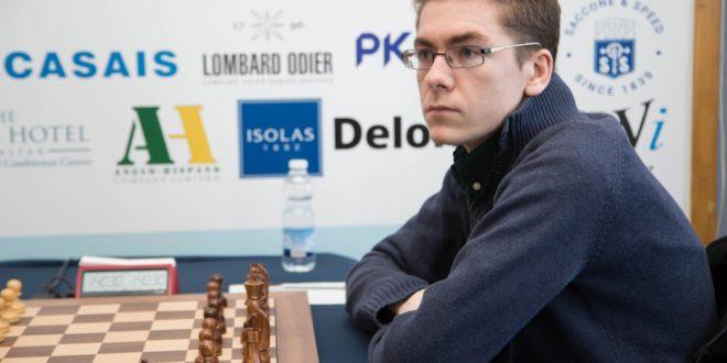 David Antón, 'El Niño' que sueña con destronar a Carlsen