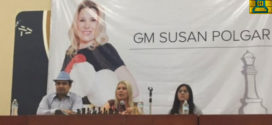 México.- Es importante el físico en el ajedrez: Lo dice Susan Polgar