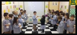 Comprobado: Con el ajedrez se rinde más en clase