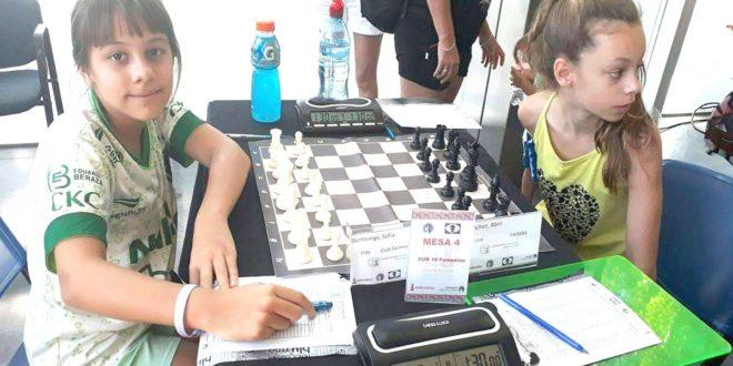 La juninense Sofía Bontempi se consagró Subcampeona Argentina de ajedrez