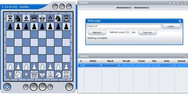 Kvetka: La mejor manera de analizar una partida de ajedrez