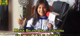 Perú.- Niña campeona de ajedrez pide apoyo a la primera dama