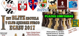 Lima, Per.- I IRT BLITZ ESCUELA Y CLUB AJEDREZ SURCO-ECASU 2017, 23 abr