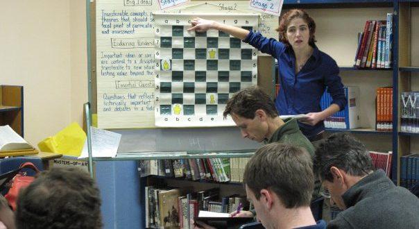 La entrenadora de ajedrez que se centra en el fracaso