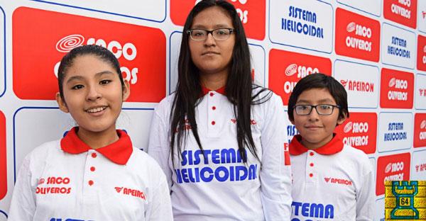 Estudiantes peruanos van por el oro en Campeonato Mundial de Ajedrez
