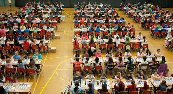 El sindicato británico ATL vota por el ajedrez en las escuelas
