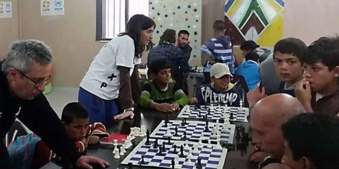 El ajedrez es la mejor terapia
