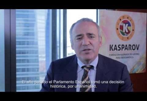 España.- La Fundación Kasparov elige León como sede para implantar el ajedrez como herramienta educativa