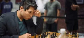 Derrota del Gran Maestro Wesley So tras una racha de 67 partidas sin perder