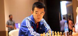 Chino Liren líder en solitario en Grand Prix de ajedrez de Moscú