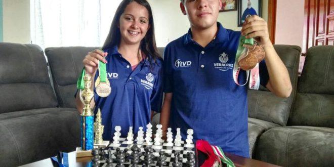 México.- Enamorados del ajedrez