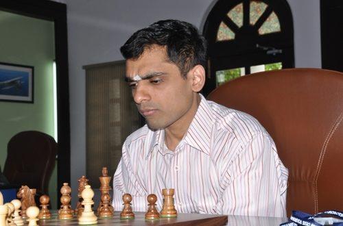 Indio Sasikiran ganó el grupo Élite del Torneo Capablanca de ajedrez en Cuba