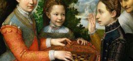 Pintura, arte y ajedrez