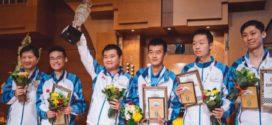 Mundial por equipos 2017: China gana el abierto y Rusia el femenino