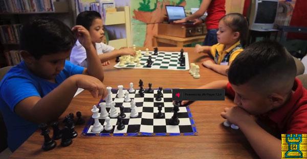 México.- Impulsan enseñanza a través del ajedrez