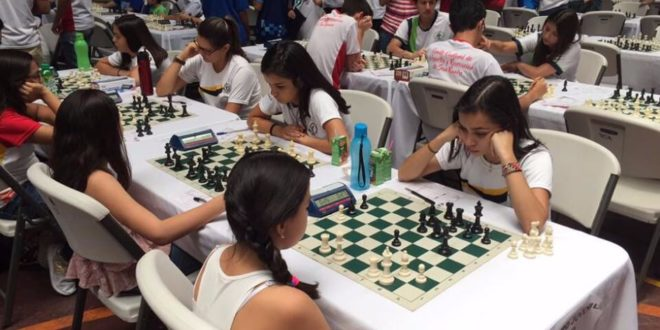 En San José se coronaron los campeones panamericanos juveniles de ajedrez